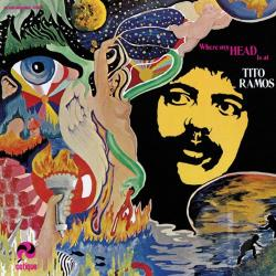 Ramos, Tito - Where My Head Is At LP Cover Art