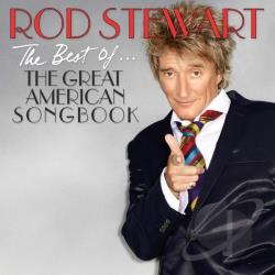 Stewart, Rod - Best Of... The Great American Songbook CD Cover Art