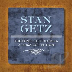 Stan Getz (Sax) - Complete Columbia Albums Collection CD Cover Art