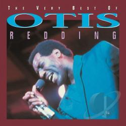 Redding, Otis - Very Best of Otis Redding CD Cover Art