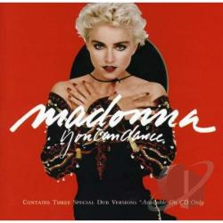 Madonna - You Can Dance CD Cover Art
