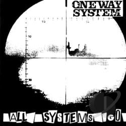 One Way System - All Systems Go CD Cover Art