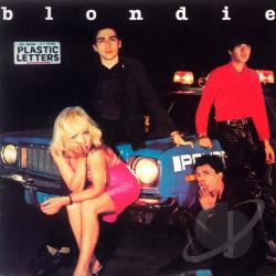 Blondie - Plastic Letters CD Cover Art