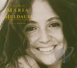Muldaur, Maria - 30 Years Of Maria Muldaur: I'm A Woman CD Cover Art