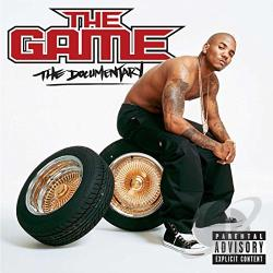 Game - Documentary CD Cover Art