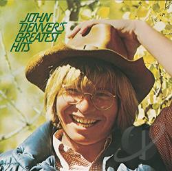 Denver, John - Greatest Hits CD Cover Art