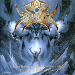 Bal-Sagoth - Starfire Burning Upon the Ice-Veiled Throne of Ultima Thule CD Cover Art