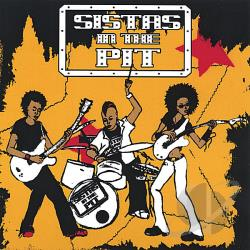 Sistas In The Pit - Missing Piece CD Cover Art