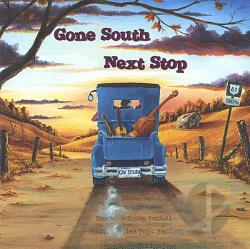 Gone South - Next Stop CD Cover Art