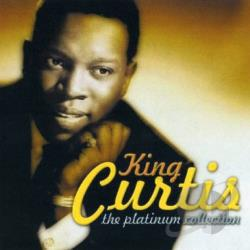 Curtis, King - Platinum Collection CD Cover Art