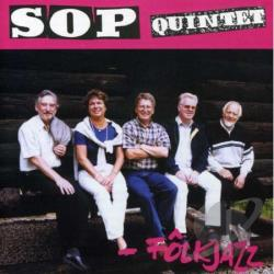 Sop Quintet - Folkjazz CD Cover Art