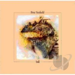 Sinfield, Peter - Still CD Cover Art