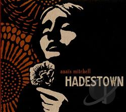 Mitchell, Anais - Hadestown CD Cover Art