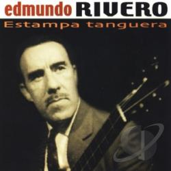 Rivero, Edmundo - Estampa Tanguera CD Cover Art