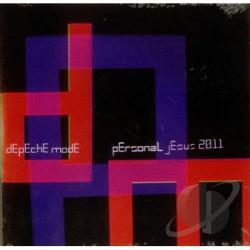 Depeche Mode - Personal Jesus 2011 DS Cover Art