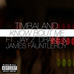 Timbaland - Know Bout Me DB Cover Art