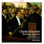 Koechlin - Koechlin: Works for Bassoon / Bader, H�bner, R�mhild, et al CD Cover Art