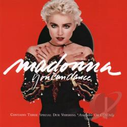 Madonna - You Can Dance CS Cover Art