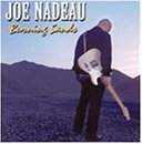 Nadeau, Joe - Burning Sands CD Cover Art