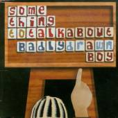 Badly Drawn Boy - Something To Talk About EP CD Cover Art