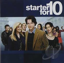Starter for 10 CD Cover Art