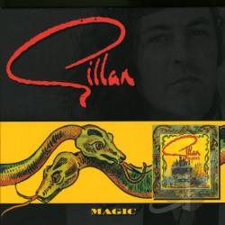 Gillan - Magic CD Cover Art