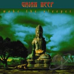 Uriah Heep - Wake the Sleeper CD Cover Art