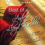 Best of Andrew Lloyd Webber CD Cover Art