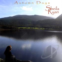 Ryan, Sheila - Autumn Days CD Cover Art