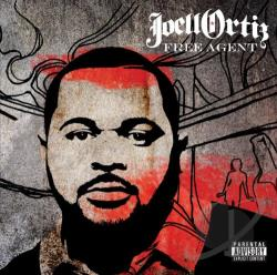 Ortiz, Joell - Free Agent CD Cover Art