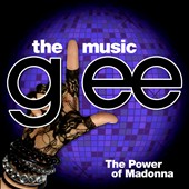 Glee - Glee: The Music, The Power of Madonna CD Cover Art