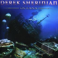 Sherinian, Derek - Oceana CD Cover Art