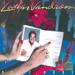 Vandross, Luther - Busy Body CD Cover Art
