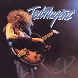 Nugent, Ted - Ted Nugent CD Cover Art