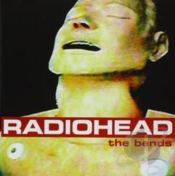 Radiohead - Bends CD Cover Art