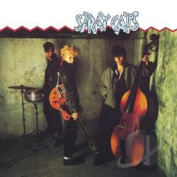 Stray Cats - Stray Cats CD Cover Art