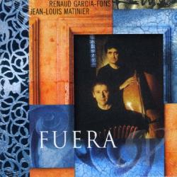 Garcia-Fons, Renaud - Fuera CD Cover Art
