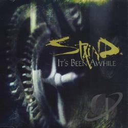 Staind - It's Been Awhile CD Cover Art