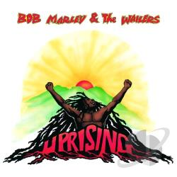 Marley, Bob / Marley, Bob & The Wailers - Uprising CD Cover Art