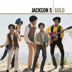 Jackson 5 - Gold CD Cover Art