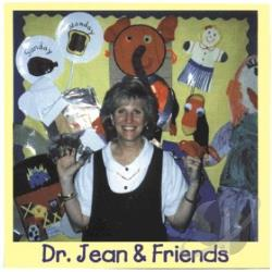 Dr. Jean - Dr. Jean and Friends CD Cover Art