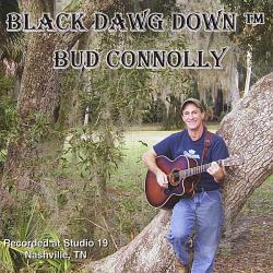 Connolly, Bud - Black Dawg Down CD Cover Art