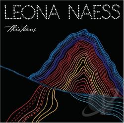 Naess, Leona - Thirteens CD Cover Art