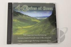 40 Shades Of Green - 40 Shades Of Green CD Cover Art