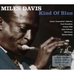 Davis, Miles / Jones, Rickie Lee - Kind of Blue CD Cover Art