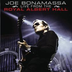 Bonamassa, Joe - Live from the Royal Albert Hall CD Cover Art