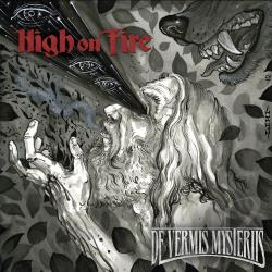 High On Fire - De Vermis Mysteriis CD Cover Art