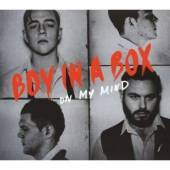 Boy In A Box - On My Mind CD Cover Art