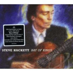 Hackett, Steve - Bay Of Kings CD Cover Art