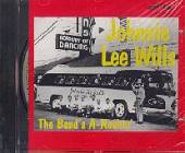 Wills, Johnnie Lee - Band's A-Rockin' CD Cover Art